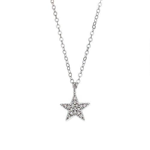 SENZA Silver 925 Necklace SSR2315SR