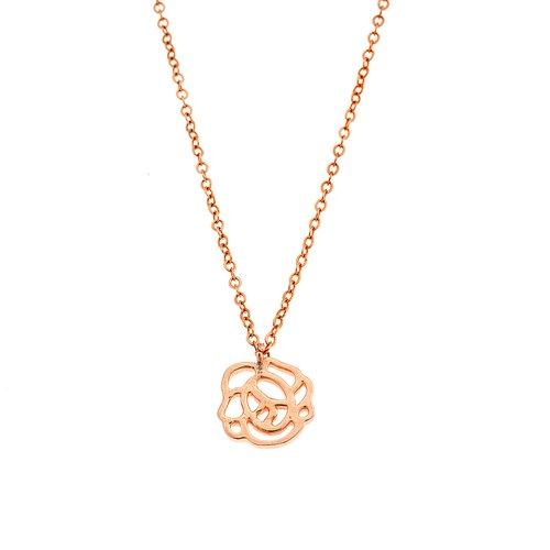 SENZA Silver 925 Necklace SSR2388RG