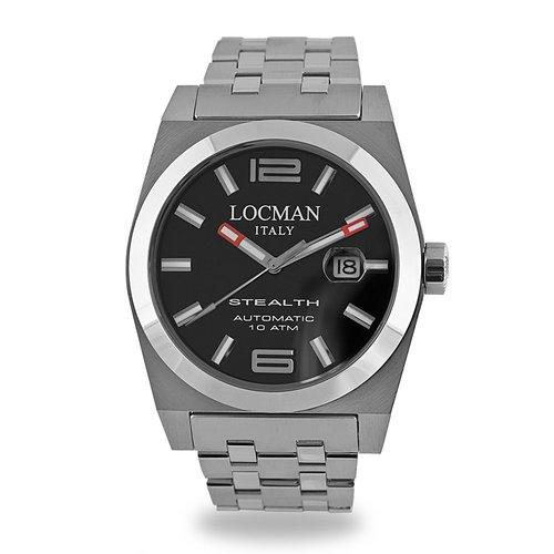 LOCMAN Stealth Automatic 020500BKFNK0BR0