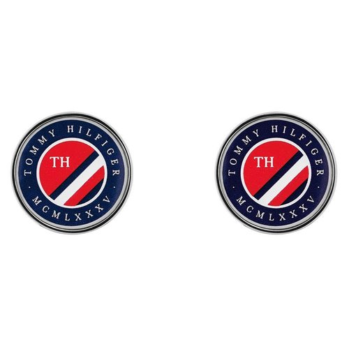 TOMMY HILFIGER Stainless Steel Cufflinks 2790213