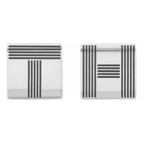 TOMMY HILFIGER Stainless Steel Cufflinks 2790215
