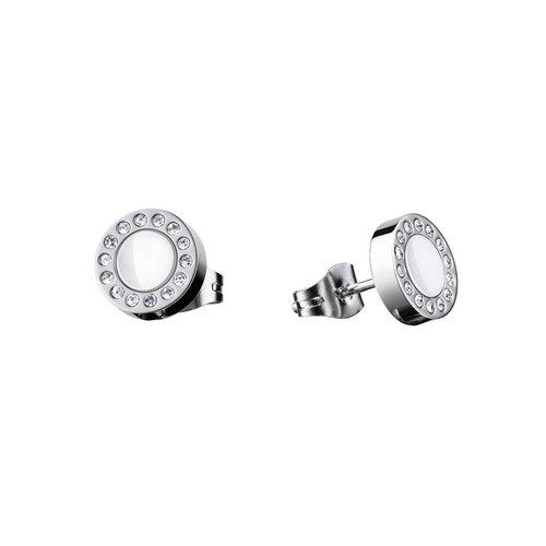 BERING Arctic Symphony Stainless Steel Earrings 707-150-05