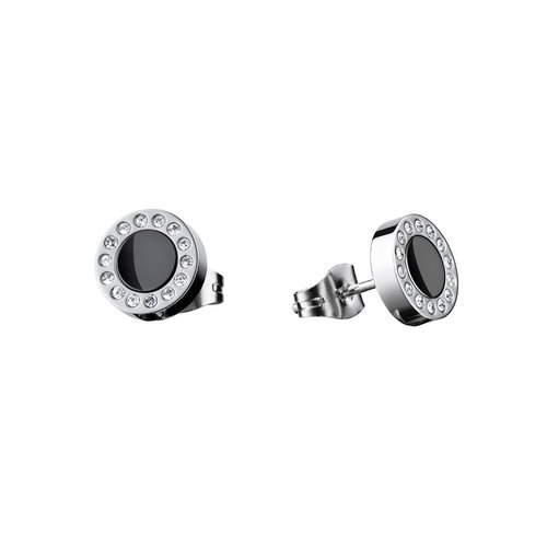 BERING Arctic Symphony Stainless Steel Earrings 707-160-05