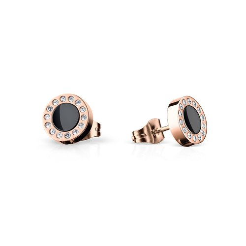 BERING Arctic Symphony Stainless Steel Earrings 707-360-05