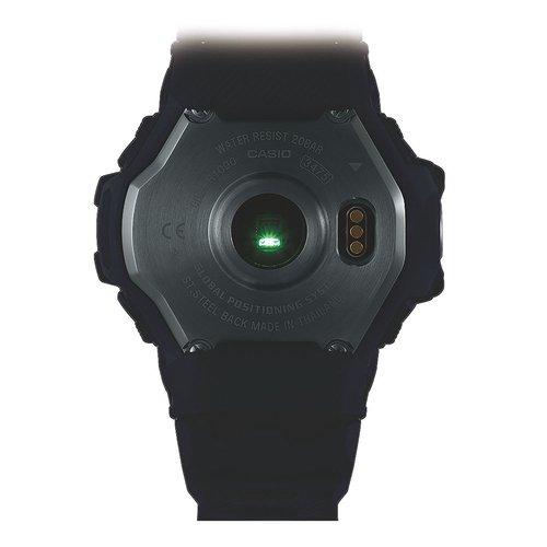 CASIO G-Shock G-Squad Tough Solar Bluetooth HR GBD-H1000-1ER