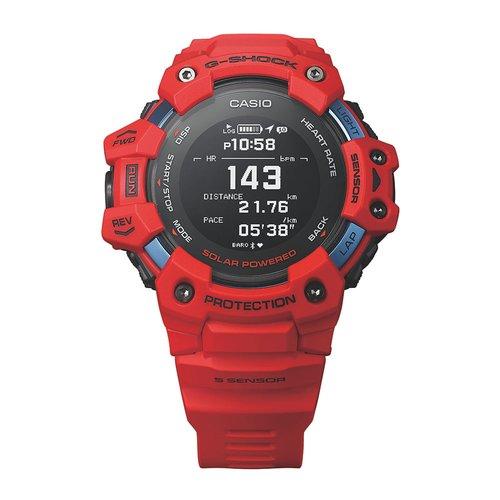 CASIO G-Shock G-Squad Tough Solar Bluetooth HR GBD-H1000-4ER
