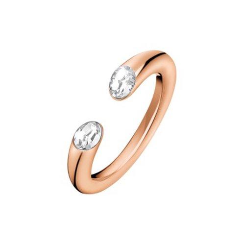 CALVIN KLEIN Brilliant Stainless Steel Ring KJ8YPR1402