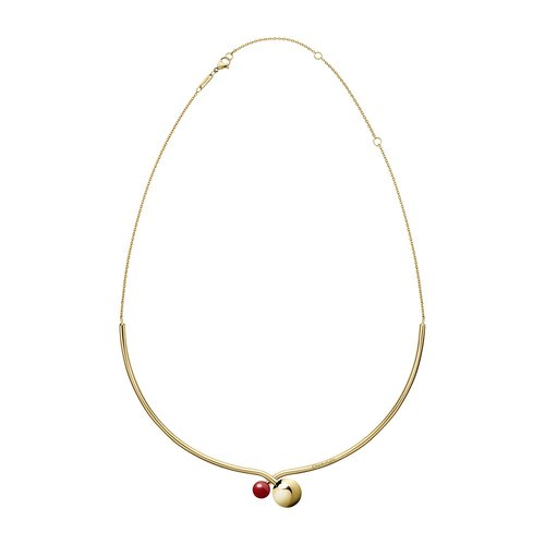 CALVIN KLEIN Bubbly Stainless Steel Necklace KJ9RJJ140200
