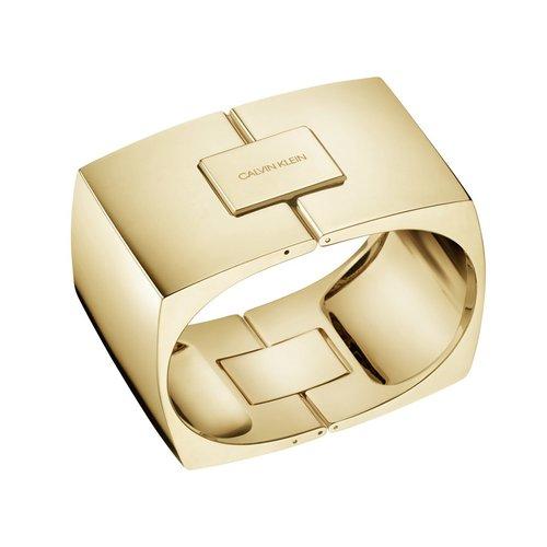 CALVIN KLEIN Assertive Stainless Steel Bracelet KJAHJD1001
