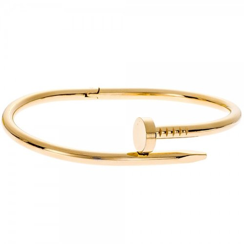 SENZA Steel Gold Plated Bracelet SSD1598GD