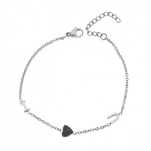 SENZA Steel Bracelet SSD4206SR