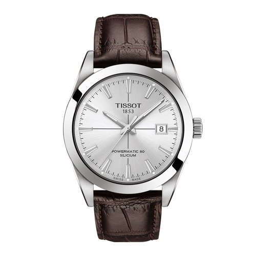 TISSOT Gentleman Powermatic 80 Silicium T1274071603101