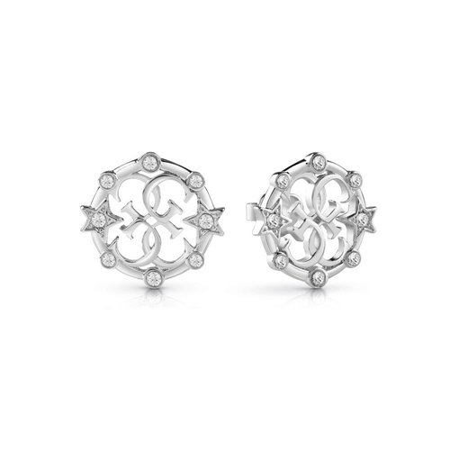 GUESS Steel Earrings UBE28015