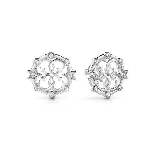 GUESS Steel Earrings UBE28015