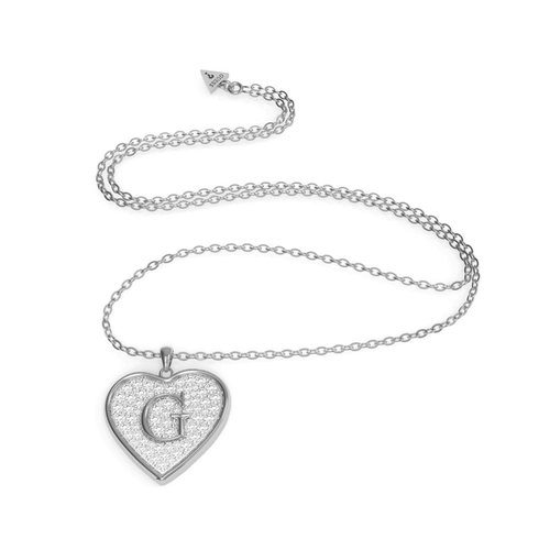 GUESS Steel Necklace UBN79038