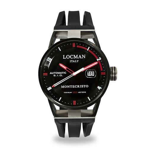 LOCMAN Montecristo Automatic 0511KNBKFRD0GOK