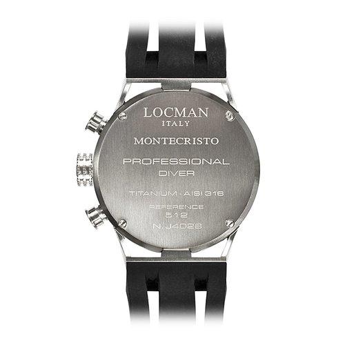 LOCMAN Montecristo Chronograph 051200KOBKNKSIK