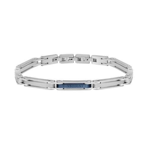 MASERATI Stainless Steel Bracelet JM218AMG06