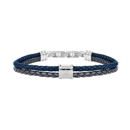 MASERATI Leather Bracelet JM219AQH21
