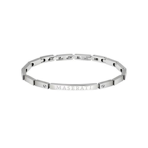MASERATI Stainless Steel Bracelet JM220ASQ03