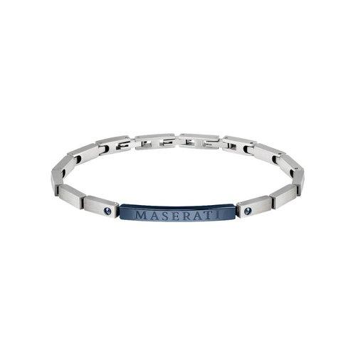 MASERATI Stainless Steel Bracelet JM220ASQ04