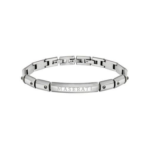 MASERATI Stainless Steel Bracelet JM220ASQ05