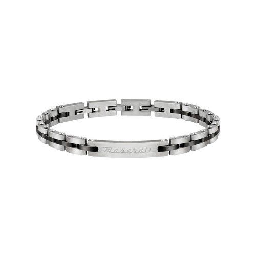 MASERATI Stainless Steel Bracelet JM220ASR07