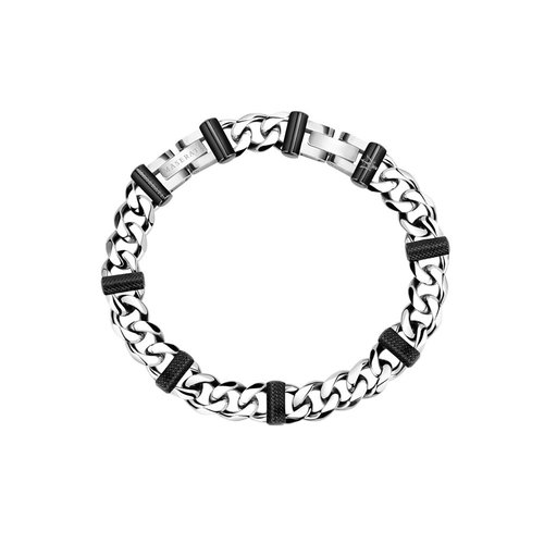 MASERATI Stainless Steel Bracelet JM419ASB04