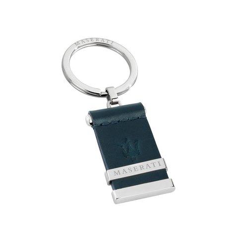 MASERATI Leather Keyring KMU4180101