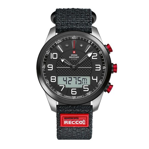 SWISS MILITARY by CHRONO Recco Special Edition SM34061.01.RR