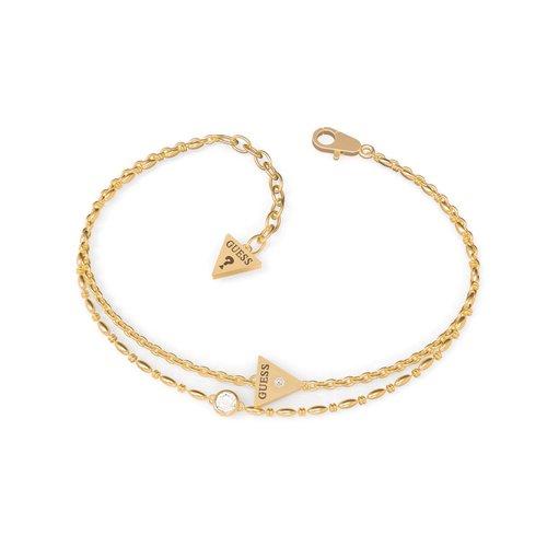 GUESS Steel Gold Bracelet UBB79036-S