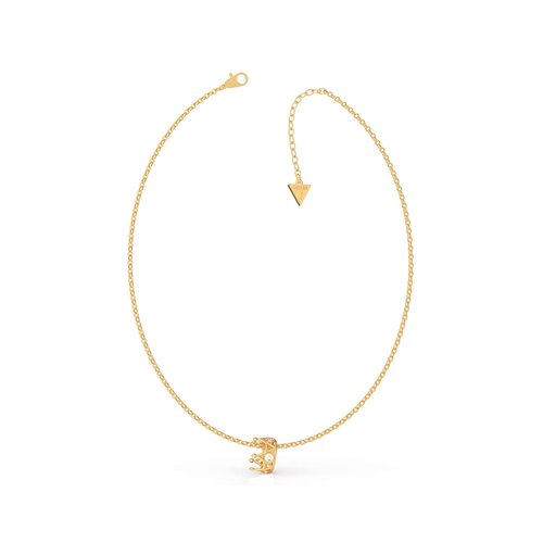 GUESS Steel Gold Necklace UBN79010