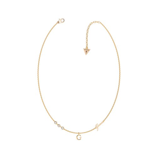 GUESS Steel Gold Necklace UBN79020