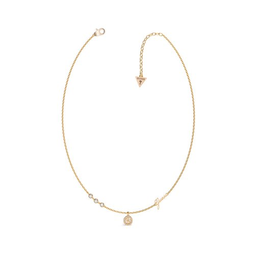 GUESS Steel Gold Necklace UBN79023