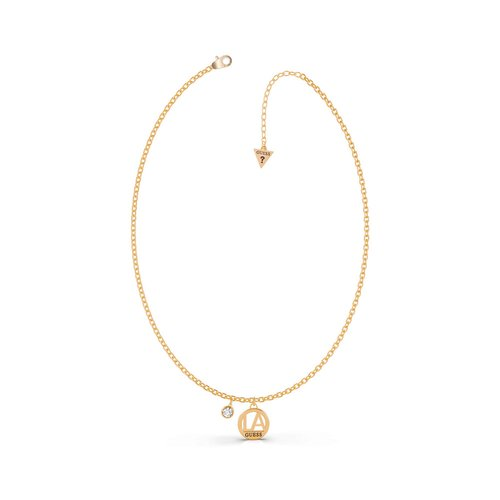GUESS Steel Gold Necklace UBN79032