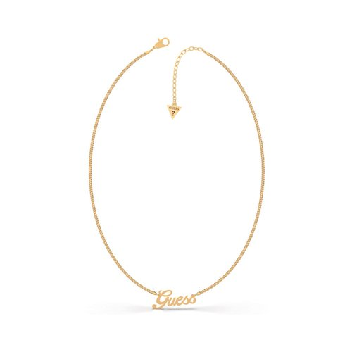 GUESS Steel Gold Necklace UBN79077