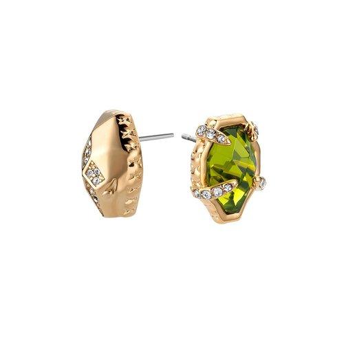 JUST CAVALLI Glam Chic Gold Stainless Steel Earrings JCER00710600