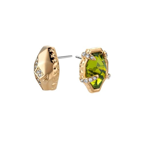 JUST CAVALLI Glam Chic Gold Stainless Steel Earrings JCER00710600