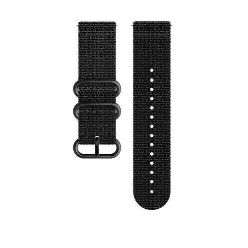 SUUNTO Traverse Alpha Stealth Black Textile Strap SS022294000