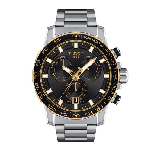 TISSOT Supersport Chronograph T1256172105100