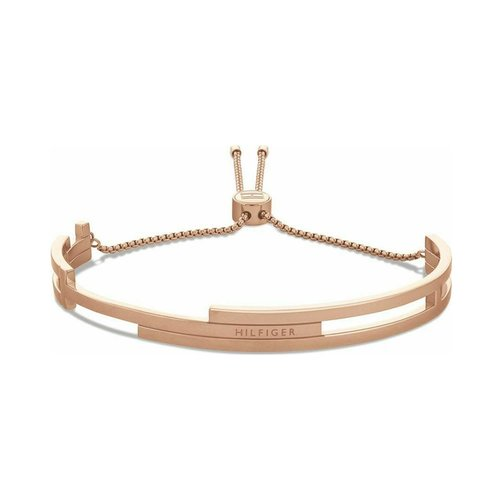 TOMMY HILFIGER Rose Gold Stainless Steel Bracelet 2780392