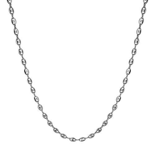BREEZE Chain Stainless Steel 50cm Necklace 410025.4A