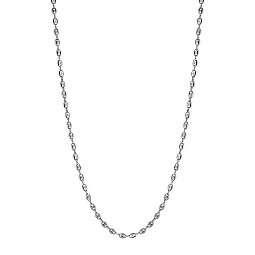 BREEZE Chain Stainless Steel 80cm Necklace 410025.4B