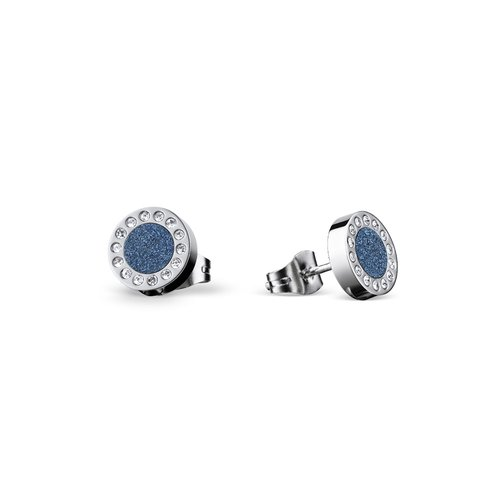 BERING Arctic Symphony Stainless Steel Earrings 707-179-05