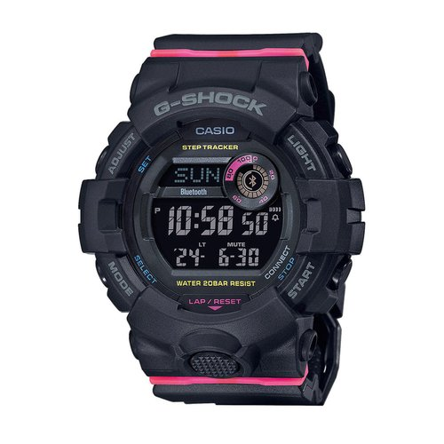 CASIO G-Shock Steptracker Bluetooth GMD-B800SC-1ER