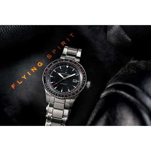 HAMILTON Khaki Aviation Converter Auto H76615130