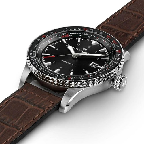 HAMILTON Khaki Aviation Converter Auto H76615530