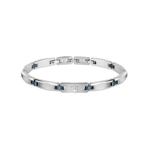 MASERATI Stainless Steel Bracelet JM220ASQ01