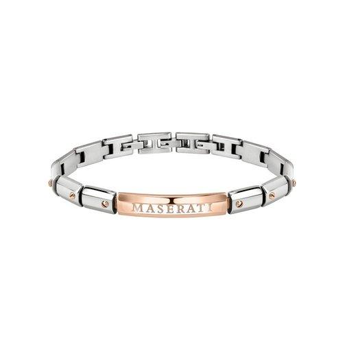 MASERATI Stainless Steel Bracelet JM220ASQ06