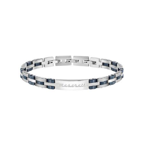 MASERATI Stainless Steel Bracelet JM220ASR01